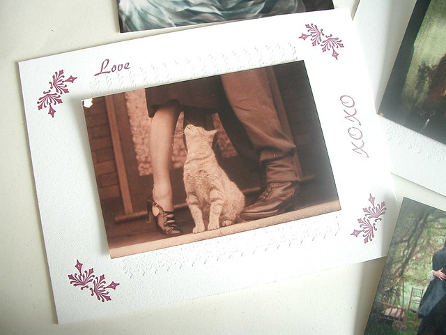 XOXO Love Photo/Cards