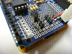 Memoire Shield - Internal and external 1-Wire Sensors