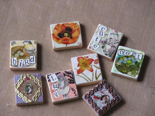 Spring Scrabble Tiles 004