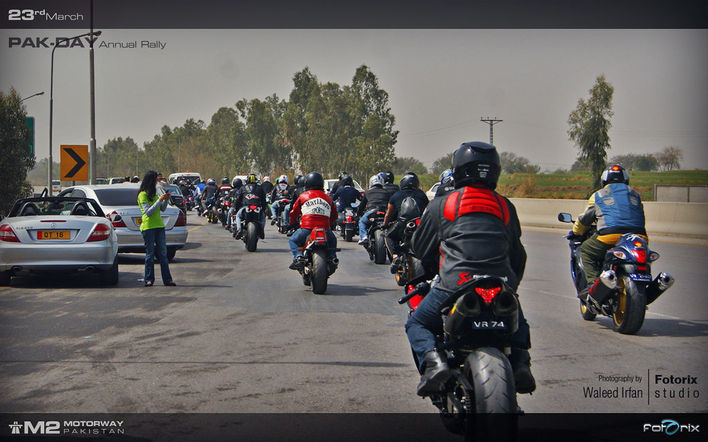 Fotorix Waleed - 23rd March 2012 BikerBoyz Gathering on M2 Motorway with Protocol - 6871289886 5e06d14556 b