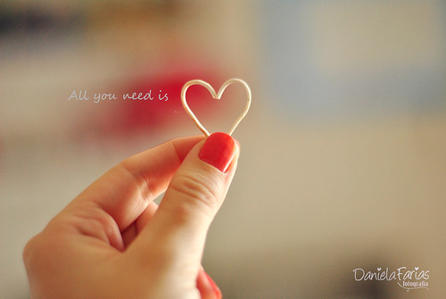 ...love is all you need!
