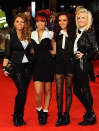 Little Mix Patterned Tights Celebrity Style Woman's Fashion
