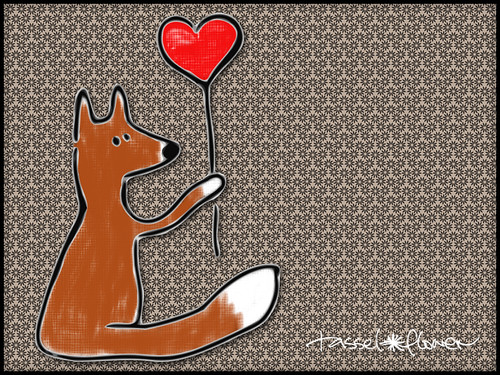 valentine's fox