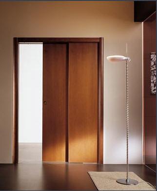 Las puertas correderas o corredizas decoran y ahorran - Como hacer puertas correderas ...