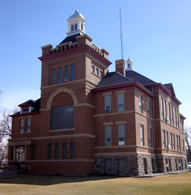 Benson County Courthouse (Minnewaukan, North Dakota)