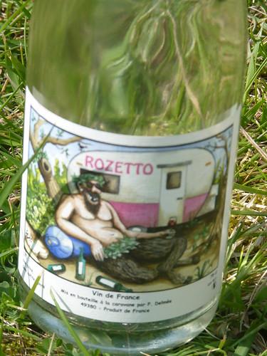Pétillant naturel Rozetto
