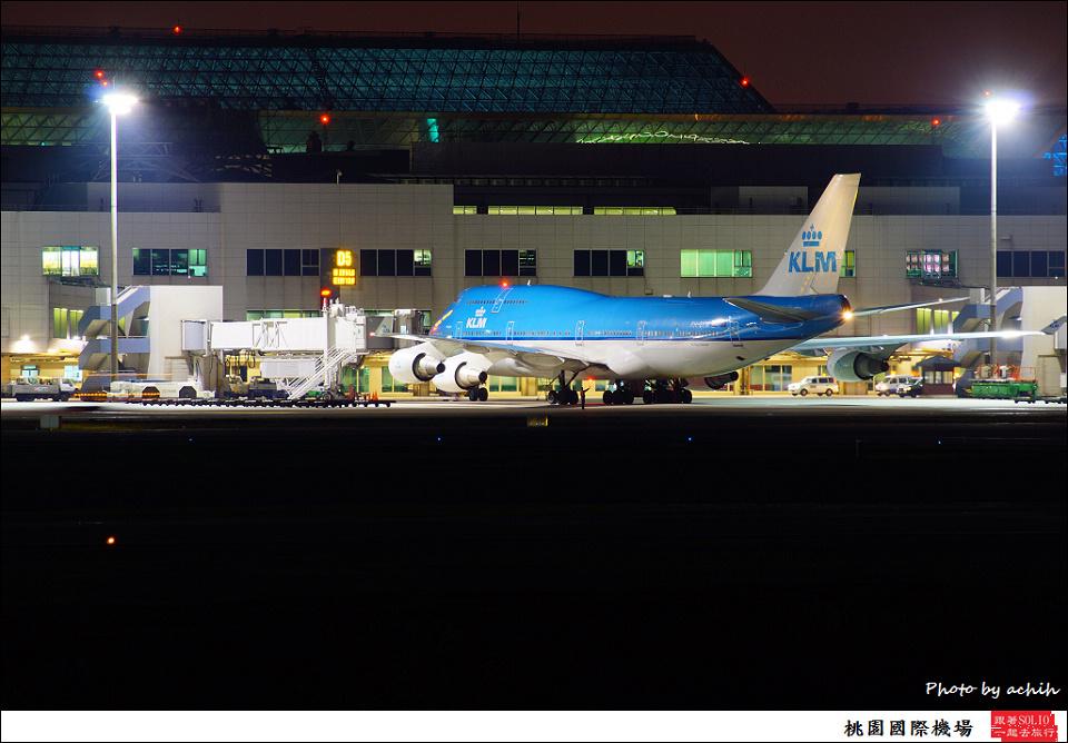 荷蘭航空PH-BFW客機006