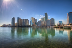 Downtown Miami :: HDR