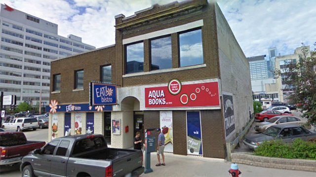 Aqua Books Announces New Location