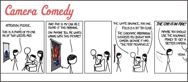 Camera ComedyOutline