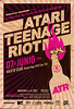 Flyer Atari Teenage Riot