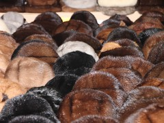 pattern(0.0), thread(0.0), textile(1.0), fur(1.0), brown(1.0), fur clothing(1.0),