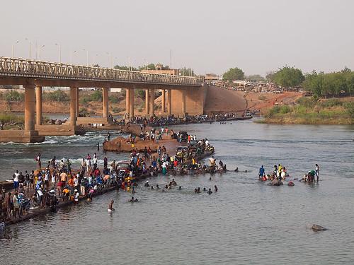 Bridge in Kayes