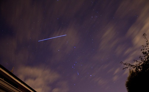 ISS + Orion 19/2/2012