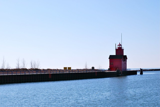 Big Red Lighthouse (Holland, MI)
