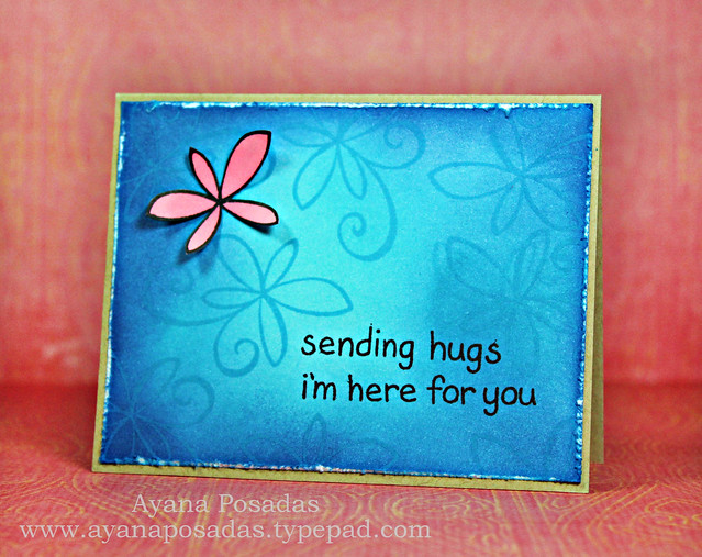Sending Hugs- I'm Here For You