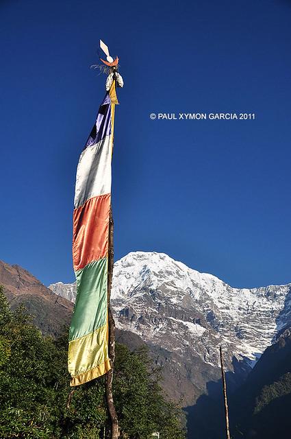 Annapurna Himalayas, Nepal