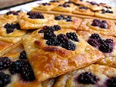 berry tarts