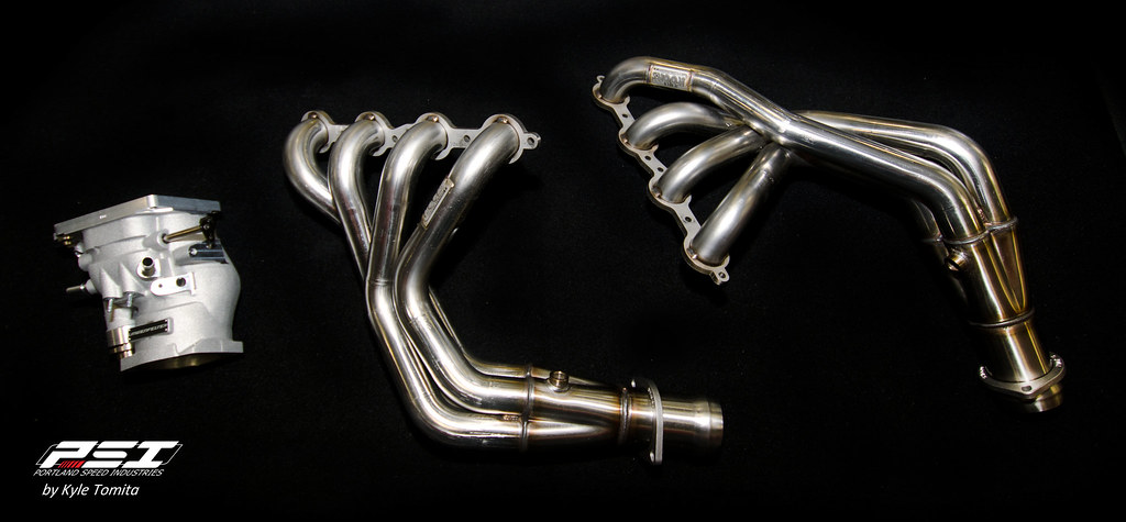 Lingenfelter TB and Kooks headers