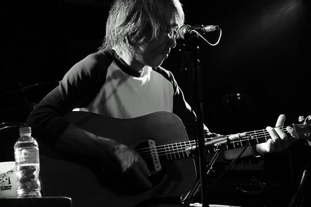 春日善光 live at Outbreak, Tokyo, 20 Feb 2012. S129