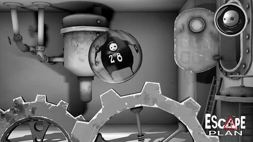 Escape Plan para PS Vita