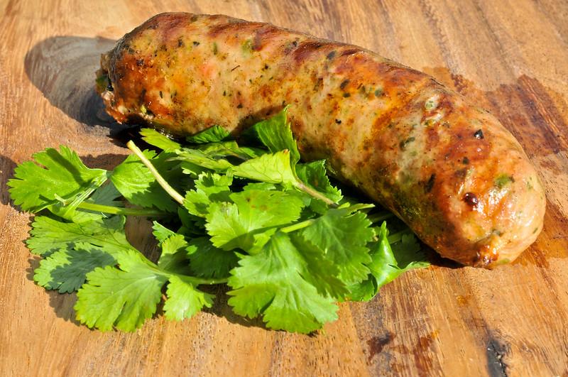 Green Chorizo