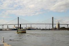 Talmadge Memorial Bridge Savannah