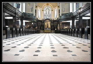 Clement Danes Floor (Take 3)
