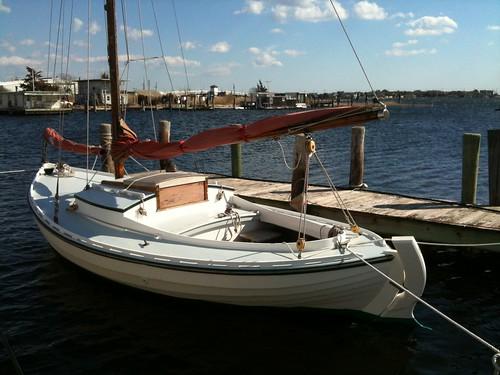 Sails on