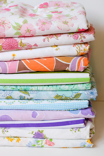 Vintage Sheets by jenib320