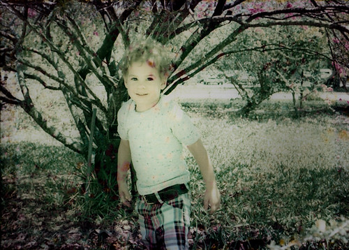 Jacob at 3 Years, Fairchild Gardens, Miami