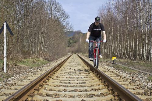 Railway Surfing
