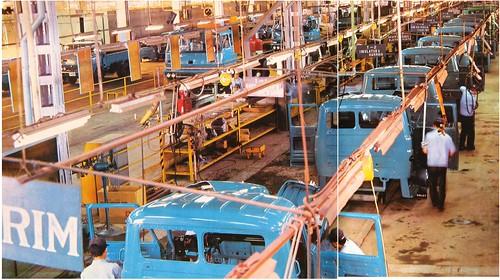 Saemaul 1977: Saehan factory