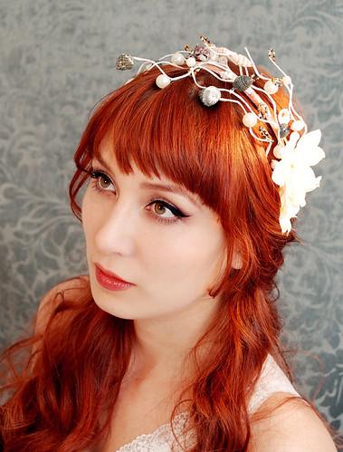 Seashell Tiara by Faylyne