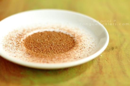 Pulav masala ~ Pulav spice blend