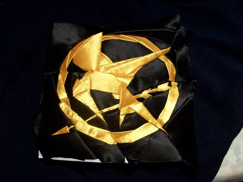 Hunger Games Quilt Square
