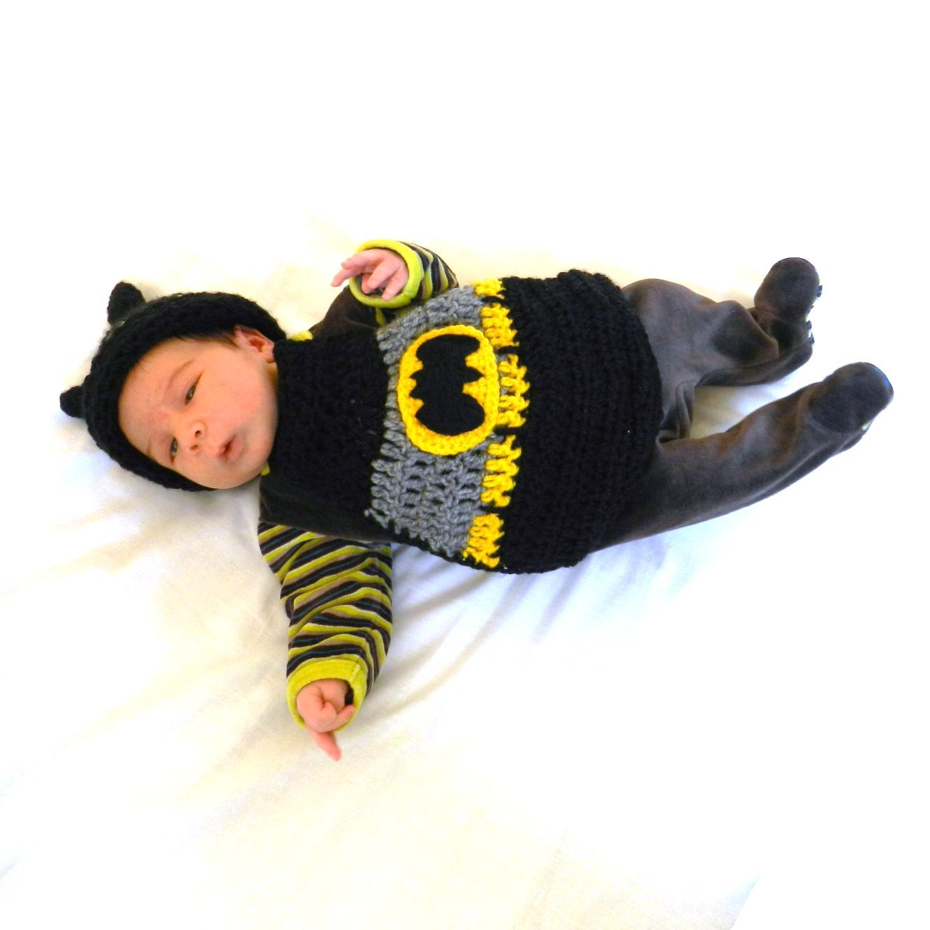 Mini batman Alan