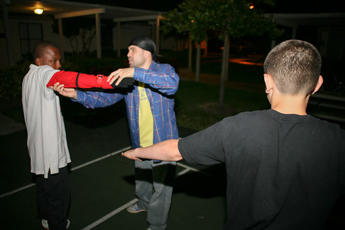 PATH, Teaching art of B-boying at Haven