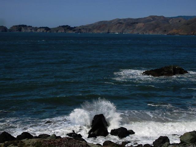 by Marshall Beach, San Francisco (2012)
