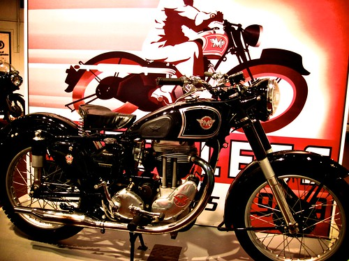1952 matchless: g80s