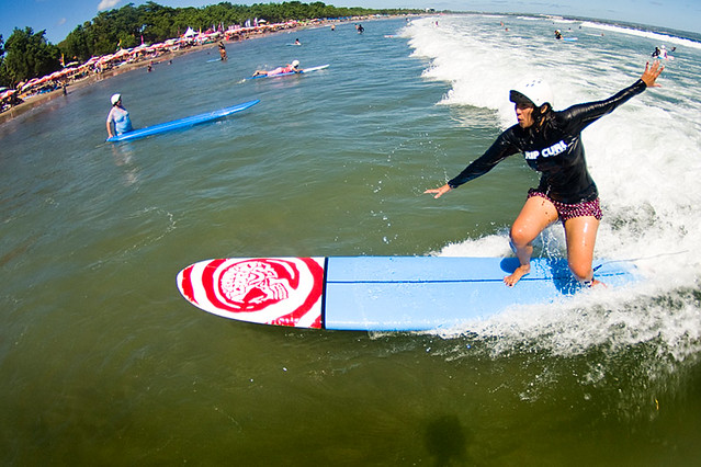 Rip Curl School of Surf for Kids in Bali, Surfing Lessons ...