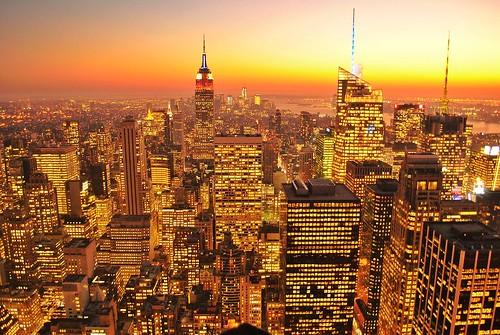 newyorkrockeffelercenteratardecerfototomadadurante
