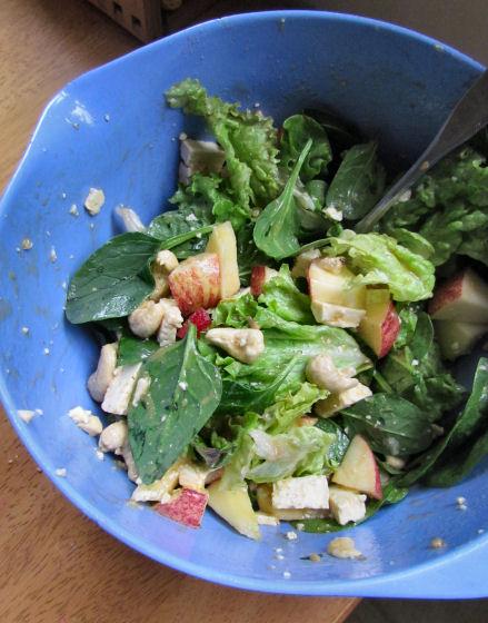 Salad Mess