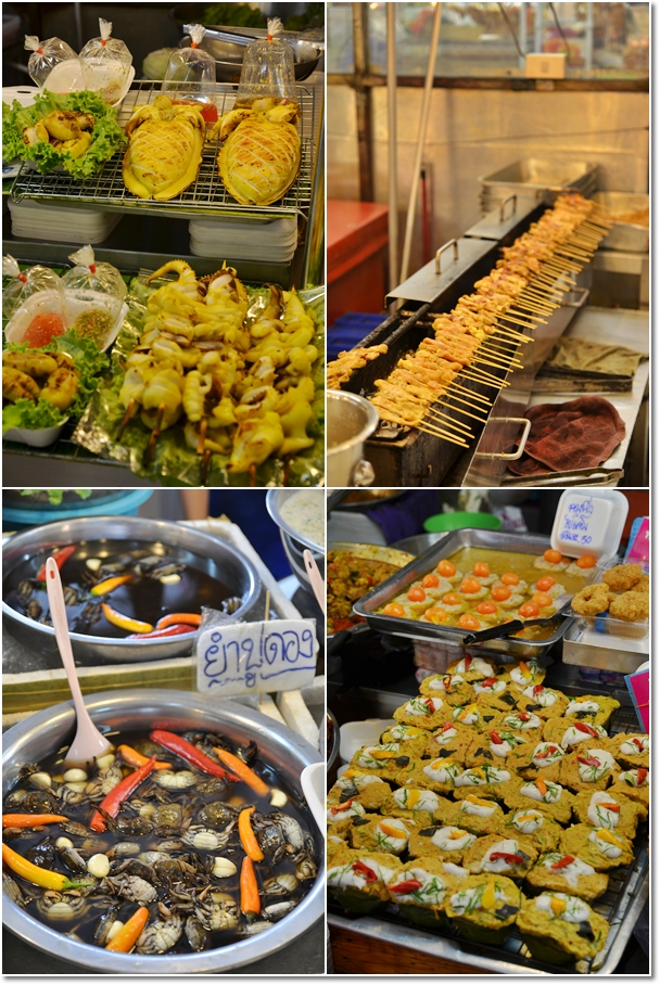 Cooked Food @ Or Tor Kor Market