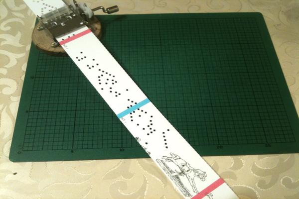 PLAY FOR TOHOKU 〜遊びを東北へ!紙巻き式オルゴールを贈ろう〜11