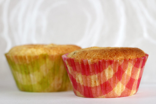 how to make banana cupcakes without butter