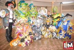 Carnaval @ colegio Creando