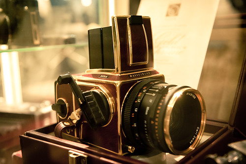 Hasselblad 503CW Gold Supreme