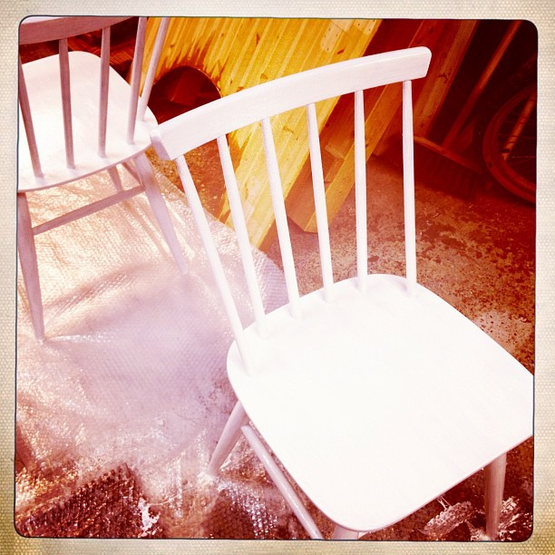 #diy #chair #project #decor #secondhand