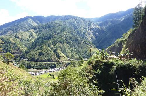 Luzon-Route Banaue-Bontoc (57)